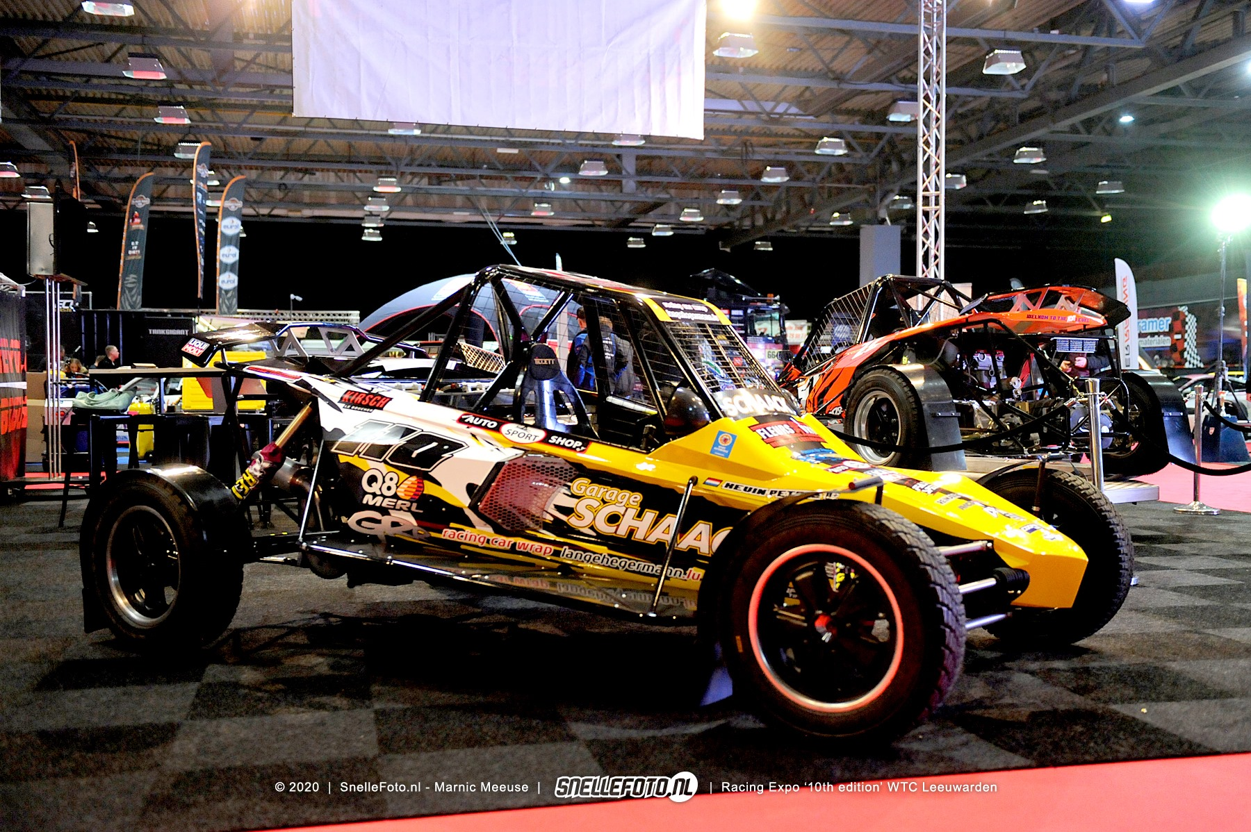 Kevin Peters Racing Team auf der Rennsport Expo in Leeuwarden