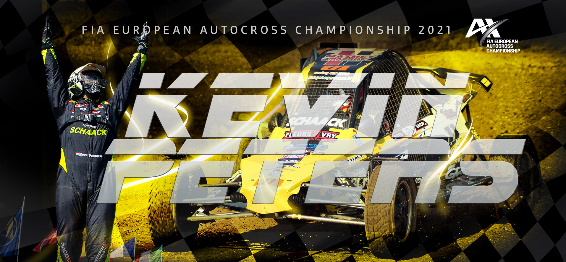 Kevin Peters – FIA European Autocross Championship